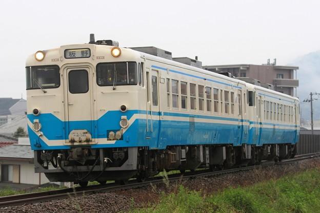 318D キハ40-2145+キハ40-2107