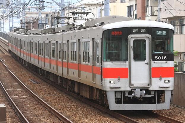 9112レ 山陽5000系5016F 6両
