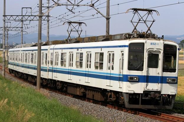 634レ 東武850系852F 3両