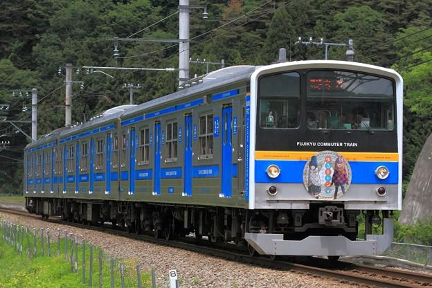 18レ 富士急行6000系6003F 3両