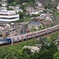 Photos: 8862レ EF210 140+都営12-600形12-691F 8両