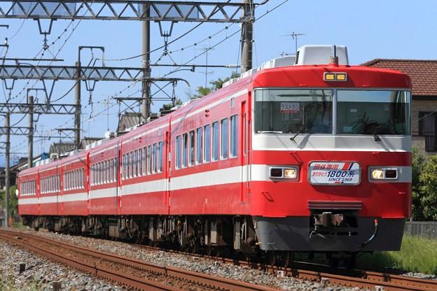 臨5386レ 東武1800系1819F 6両