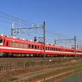 Photos: 臨回5687レ 東武1800系1819F 6両