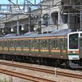 Photos: 738M 211系高タカA28編成 4両