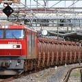 写真: 5097レ EH500 11+タキ+トキ