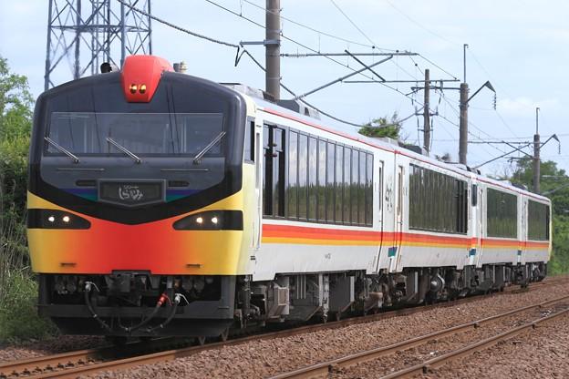 8625D キハ48形改「リゾートしらかみ・くまげら」編成 4両
