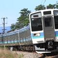 Photos: 1533M 211系長ナノN307+N334編成 6両
