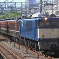 回9729レ EF64 1051+12系 7両