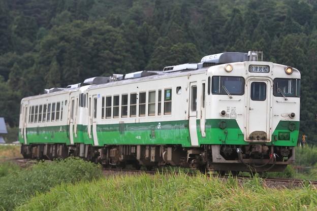 428D キハ40-582+キハ40-502