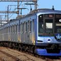 写真: 026151レ 横浜高速Y500系Y511F 8両