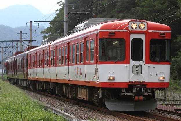 27レ 富士急行1200形1201F+1205F 4両