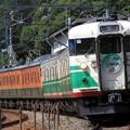 写真: 9640M しなの鉄道115系S7+S3編成 6両