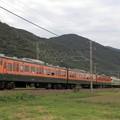 Photos: 9645M しなの鉄道115系S3+S7+S15編成 9両