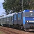 Photos: 9788レ EH200 24+東急2020系2126F+6020系デハ6321 10両