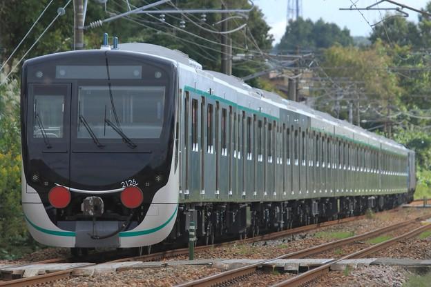 9788レ EH200 24+東急2020系2126F+6020系デハ6321 10両