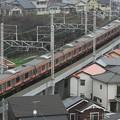 Photos: 1154E E231系千ケヨMU34編成 8両