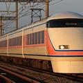 Photos: 1034レ 東武100系104F 6両