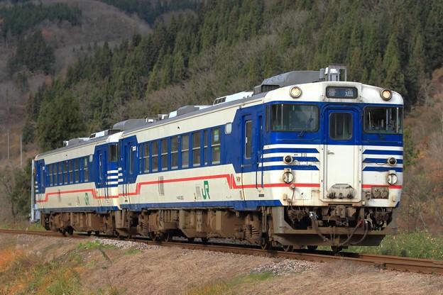 2424D キハ40-2023+キハ40-2020
