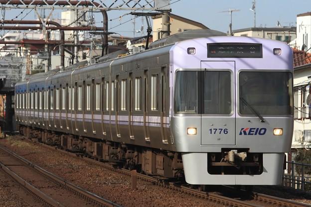 046レ 京王1000系1776F 5両