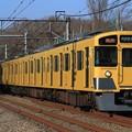 2670レ 西武2000系2543F+2511F 8両