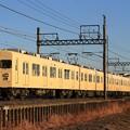 Photos: 臨5283レ 東武8000系8111F 6両