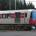 Photos: 踏切を渡る大江戸線