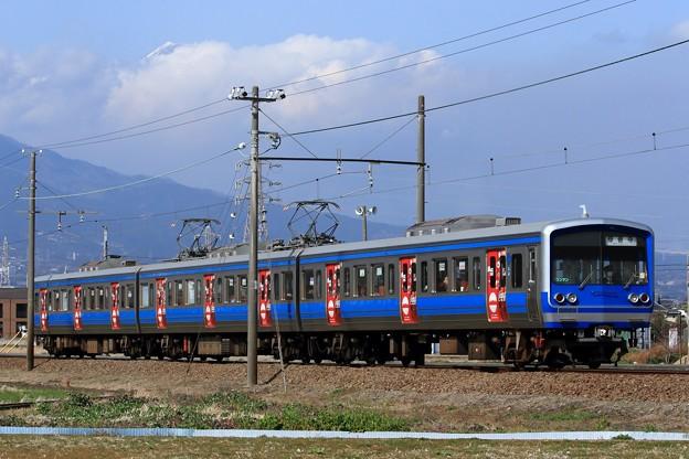 55レ 伊豆箱根鉄道3000系3505F 3両