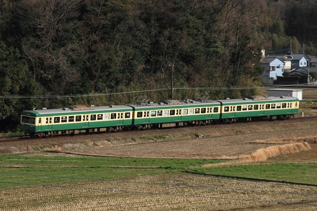71レ 伊豆箱根鉄道3000系3501F 3両