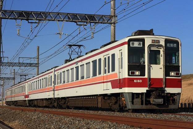 244レ 東武6050系6160F+6170F 4両