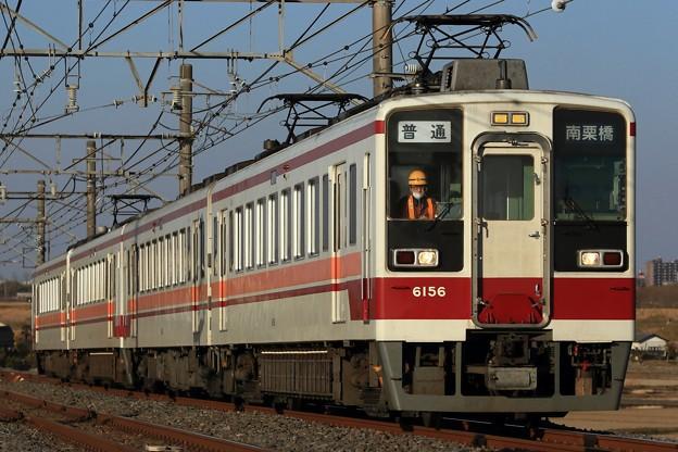 246レ 東武6050系6156F+6151F 4両