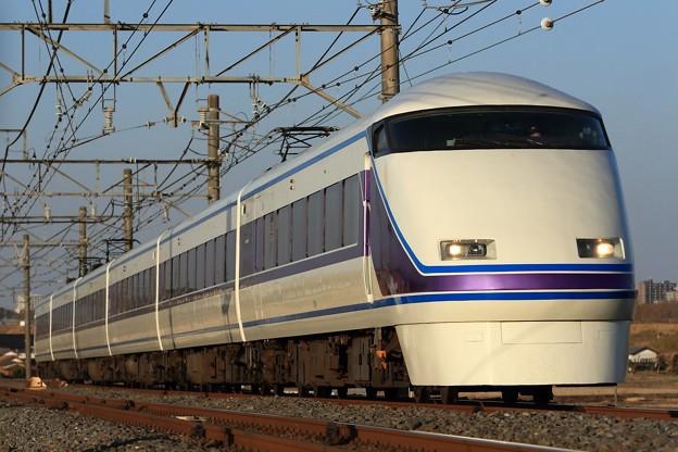 1086M 東武100系107F 6両