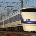 Photos: 1086M 東武100系107F 6両