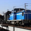 写真: 9102レ KD55 103+ヨ8629+シキ801B1