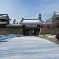 写真: 上田城跡・本丸東虎口