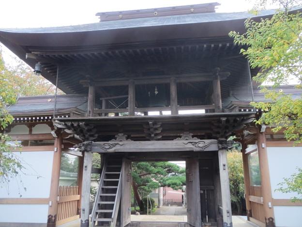 中堂寺鐘楼門