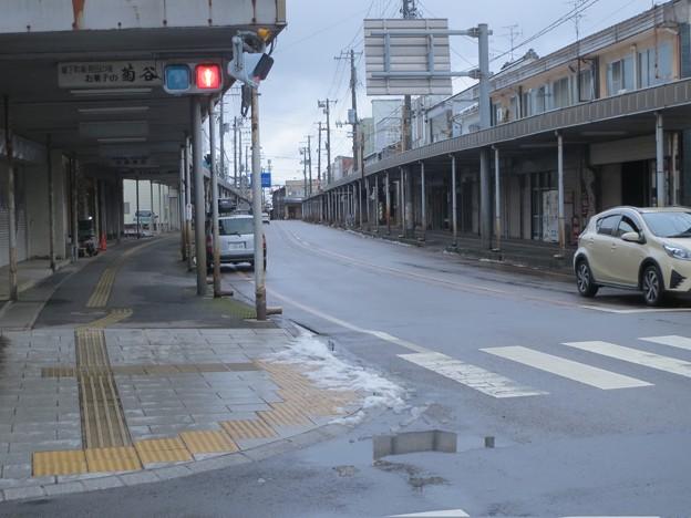 新発田の街