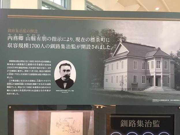釧路集治監の開設