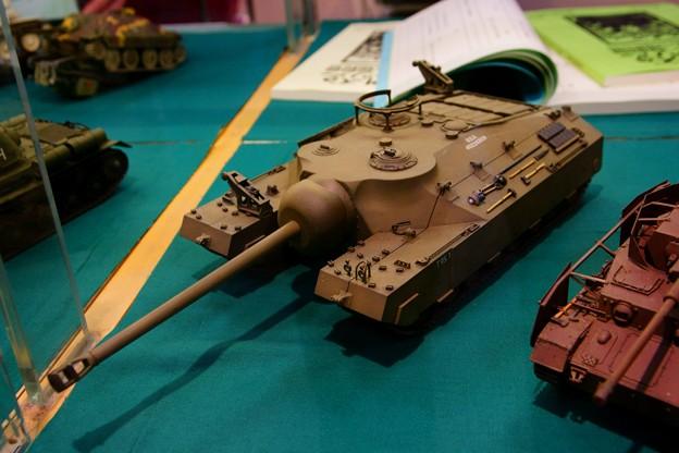 大学選抜 T28重戦車