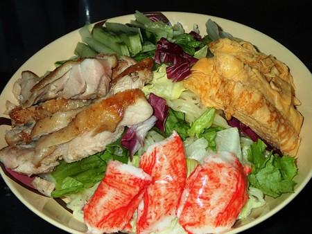冷し中華サラダ