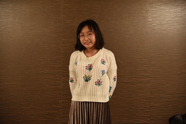 Xiaoさんの挨拶