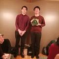 Photos: 濱田さんお世話になりました
