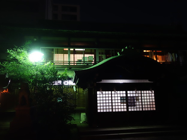 鉄砲洲稲荷神社 (中央区湊)