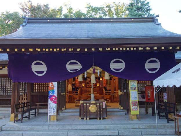 新田神社 (大田区矢口)