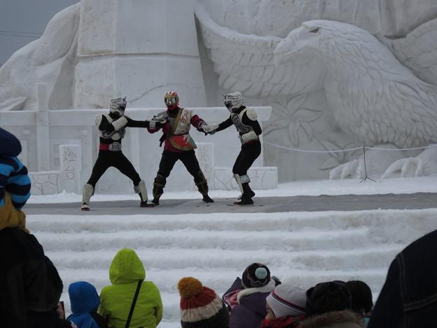 網走流氷祭り