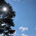 写真: 北海道の空2