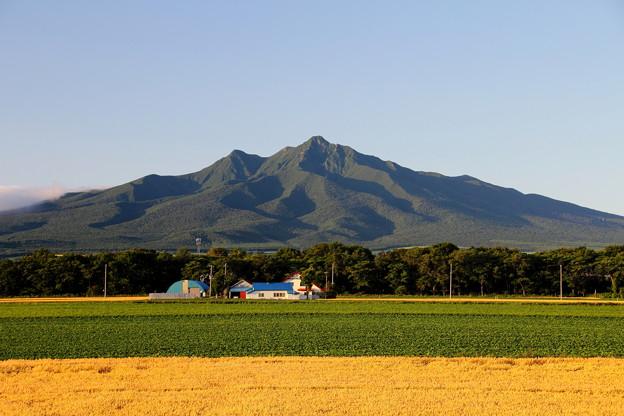 Photos: 斜里岳
