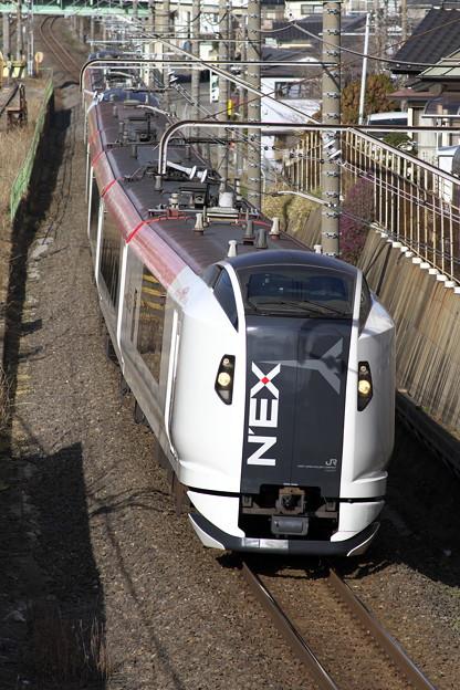 _MG_1012_SILKY E259系 成田エクスプレス