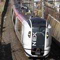 Photos: _MG_1012_SILKY E259系 成田エクスプレス