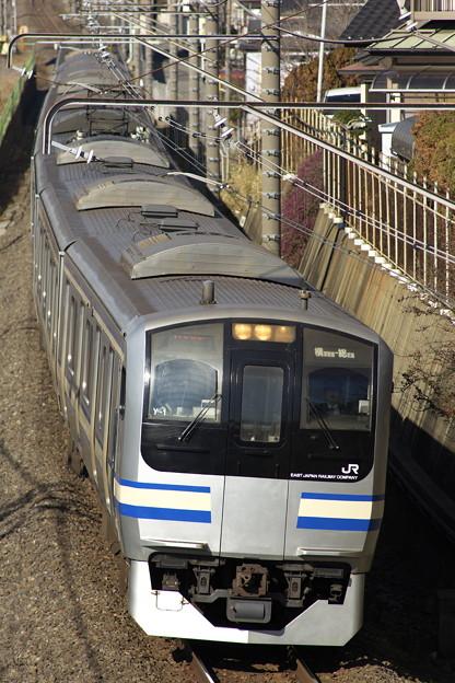 Photos: _R8A0048_SILKY E217系 Y-1編成