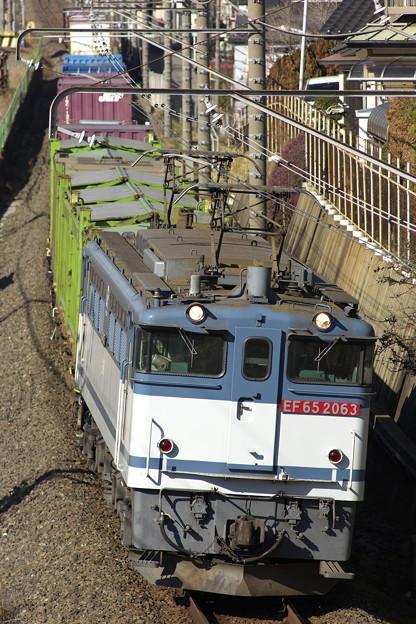 Photos: _R8A0061_SILKY 「蘇我貨物」1091レ EF652063